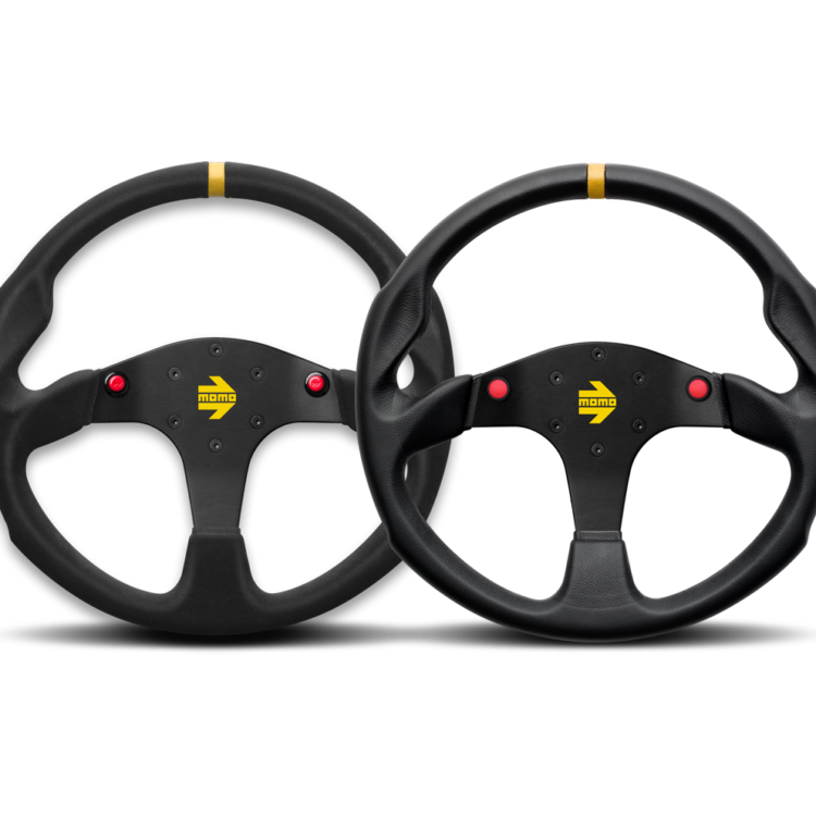 Track Steering Wheels