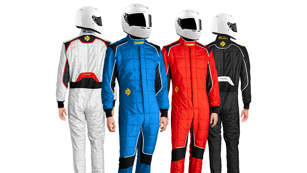 MOMO Introduces New Corsa Evo Race Suit