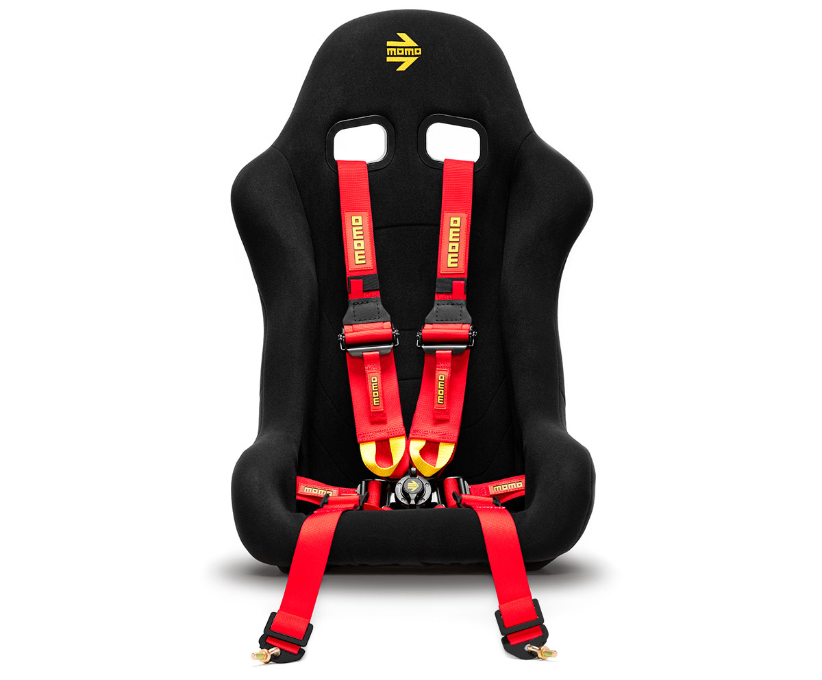 MOMO LAUNCHES NEW SR6-SERIES RACING HARNESSES